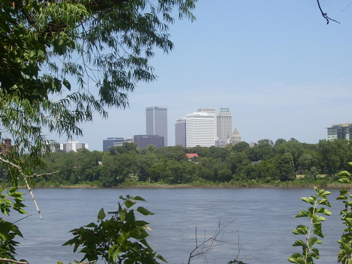Tulsa By River