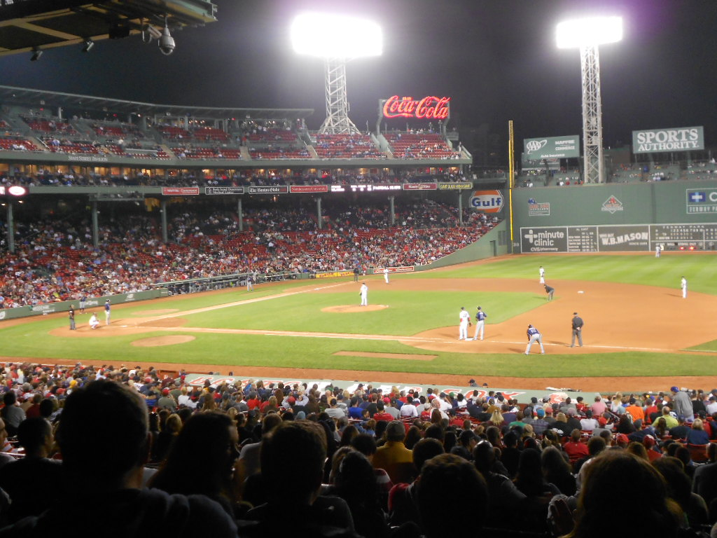 I\'m In Love With Fenway! | In Light of The Cross