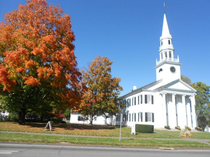 New England Churches 074
