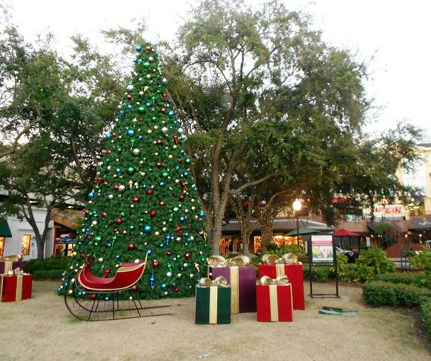Christmas gallaria