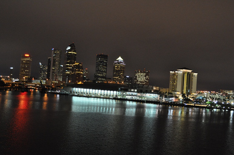 Tampa Night