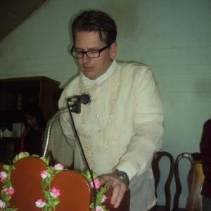 Pastor Andrew Pearce