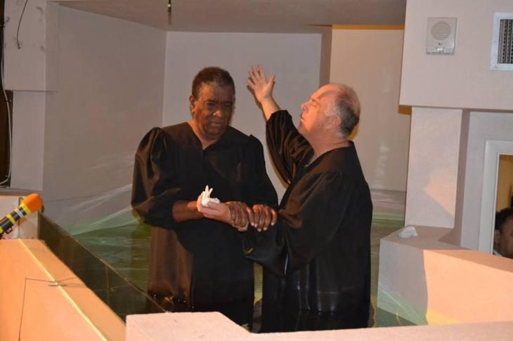 Frank Baptism