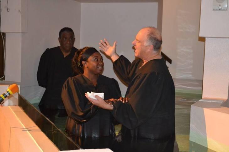 Janea Baptism
